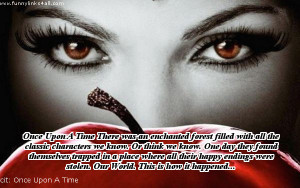 Once Upon A Time Tv Show Quotes Once upon a time