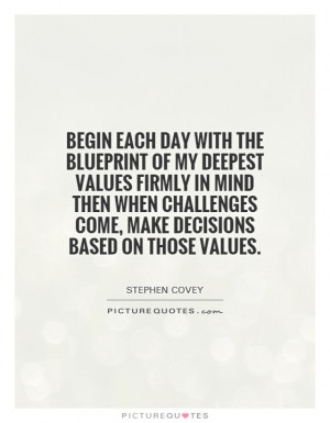 Values Quotes