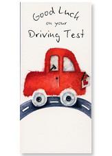 Congratulations - Driving Test