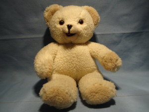 Vintage Snuggles Bear by Lever Brothers Co. / Stuffed Teddy Bear ...