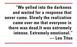 On the morning of September 11, 2001, Leo Titus received an important ...