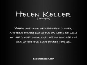 Helen Keller Happiness Quotes