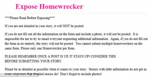 She's A Home Wrecker! A Website WhereAngry Wives/Girlfriends Name ...