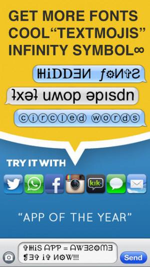 Instagram Bios With Emojis Symbolizer ∞ emoji fonts and