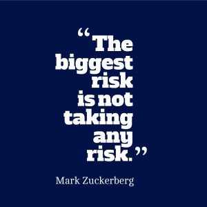 Great quote from Mark Zuckerberg, Founder and CEO of Facebook. http ...