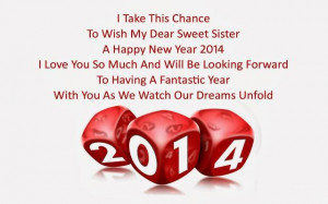 Happy New Year 2014 Quotes , New Year Sayings Collection