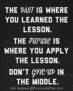 our mistakes and in future we will not repeat this mistake don give up ...