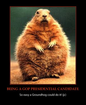 Funny Groundhog Day Pictures Groundhog presidentgop funny
