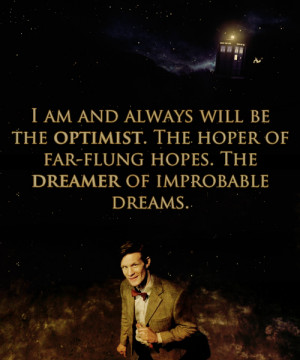 ... tags for this image include: doctor who, quote, tardis and matt smith