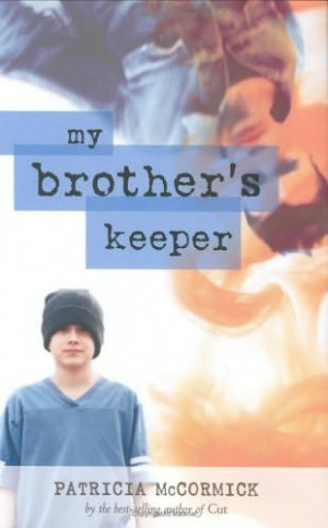 book cover of My Brother\'s Keeper