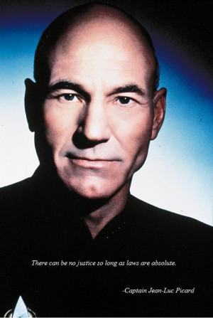 Jean Luc-Picard motivational inspirational love life quotes sayings ...