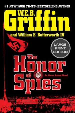 "Start by marking ""The Honor of Spies (Honor Bound, #5)"" as Want to ..."