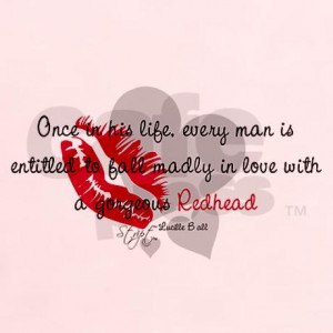 gifts for redheads gifts gifts for redheads womens redhead quote women ...
