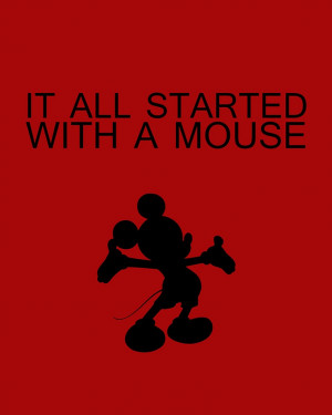 Mickey Mouse Funny Quotes