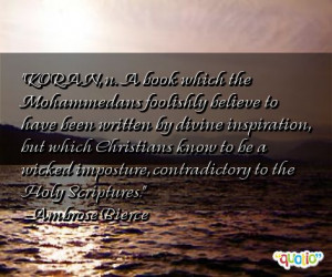 Quotes From The Quran