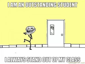 Out Standing Student