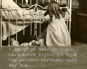Happy Birthday Quotes For Mom Funny Trampy whorebag mom birthday.