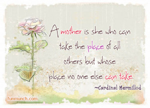 for more quotes on mothers click here