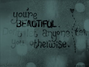 You're incredibly, absolutely, extremely, supremely, unbelievably ...