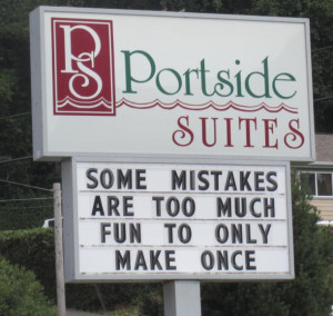 Funny Quotes Mistakes
