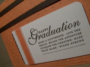 happy graduation quote