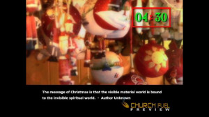 Christmas Quotes Countdown