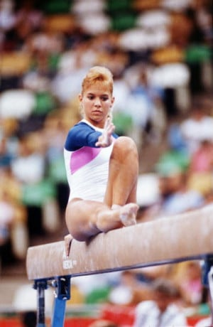 Motivational Quotes for Gymnasts -- from Famous Gymnasts