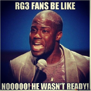 RG3 and Redskins Funny Picture Gallery