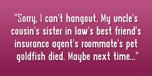 funny sister in law quotes