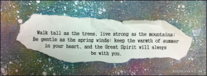 Great Spirit Facebook Cover