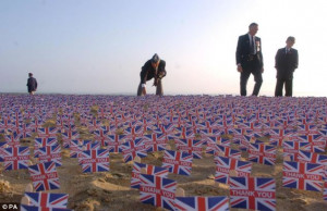 Day veterans' anger at Normandy landings tourist campaign that ...