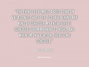 Quotes About Going On Vacation