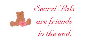 Secret Pal Poems