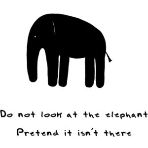 precious. elephant. cute quote and picture.