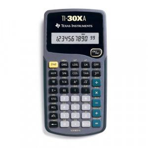 Texas Instruments Ti 30XA Calculator