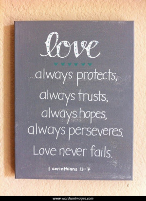 Quotes from the bible love