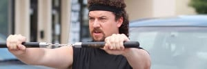 Danny Vinson With Mcbride Eastbound And Down