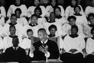 Is The Black Church Today Out of Step with Yesterday's Civil Rights ...
