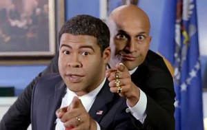 martel we were aware that key and peele had done impersonations that s ...