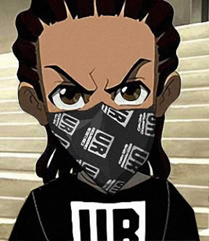 boondocks characters huey , boondocks huey quotes , boondocks riley ...