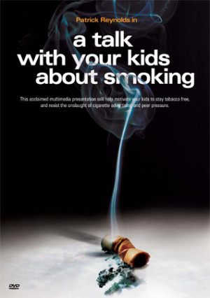 Anti Smoking Ads are in Reality Advertising Smoking for Teenagers