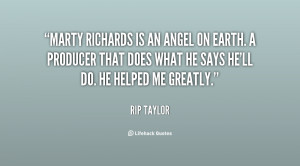 Rip Angel Quotes