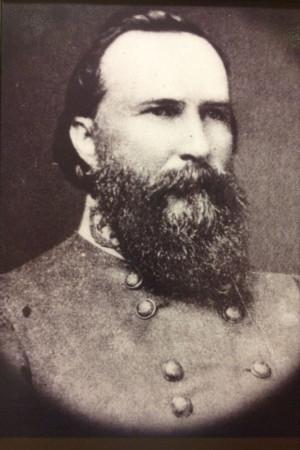 Confederate General James Longstreet Glossy Photo Civil War