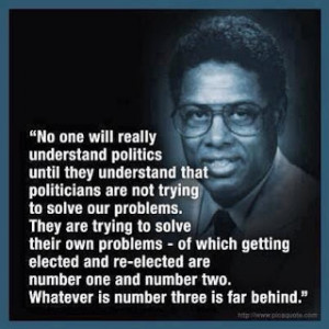 Thomas Sowell's birthday is today, June 30.