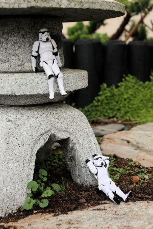Funny Little StormTroopers