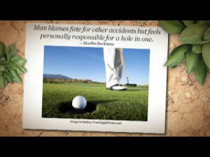Funny Golf Jokes Quote Quotes