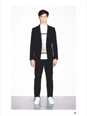 Helmut Lang Collection - Spring/Summer 2015 Collection | Event - New ...