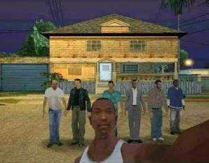 GTA San Andreas Memes