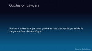 Quotes Lawyers