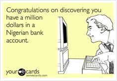 Funny Congratulations Ecard: Congratulations on discovering you have a ...